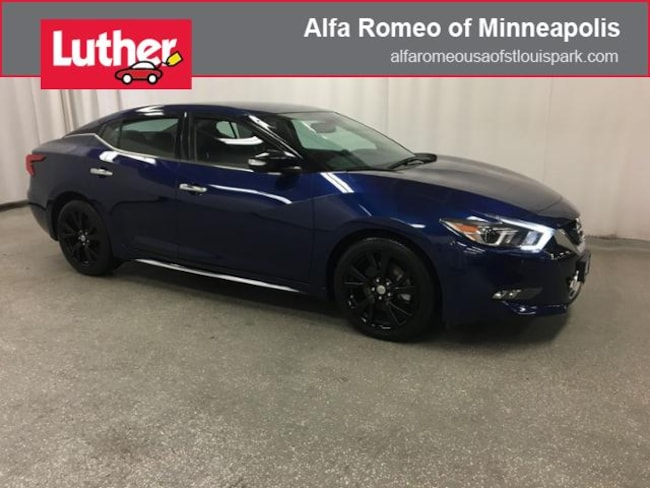Used 2016 Nissan Maxima 4dr Sdn 3.5 SV Car for sale in St. Louis Park, MN