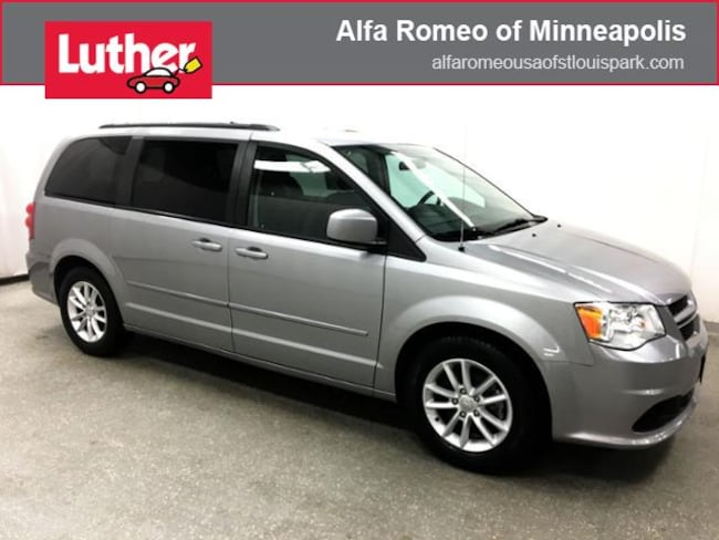 Used 2016 Dodge Grand Caravan 4dr Wgn SXT Mini-van, Passenger for sale in St. Louis Park, MN