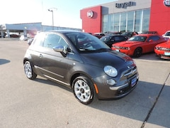 New 2017 FIAT 500 Lounge Hatchback For sale in Bryan, TX