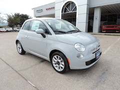 New 2017 FIAT 500 Pop Hatchback For sale in Bryan, TX