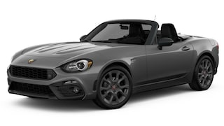 New 2019 FIAT 124 Spider ABARTH Convertible JC1NFAEK5K0142087 near San Francisco
