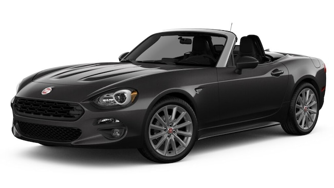 New 2019 FIAT 124 Spider LUSSO Convertible in Burlingame