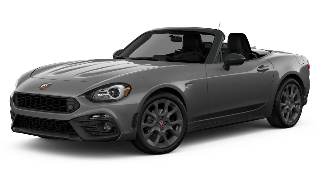 Featured new 2019 FIAT 124 Spider ABARTH Convertible for sale near San Francisco, CA