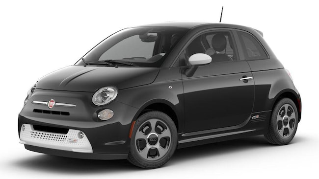 New 2018 FIAT 500e (Available Only in CA and OR) Hatchback in Burlingame