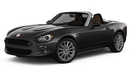 Featured new 2019 FIAT 124 Spider LUSSO Convertible for sale near San Francisco, CA