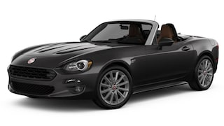 New 2019 FIAT 124 Spider LUSSO Convertible JC1NFAEKXK0142070 near San Francisco