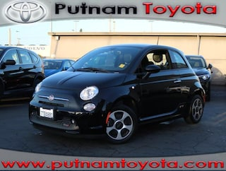 Used 2016 FIAT 500e HB 3C3CFFGE4GT155264 near San Francisco