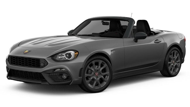 New 2019 FIAT 124 Spider ABARTH Convertible in Burlingame