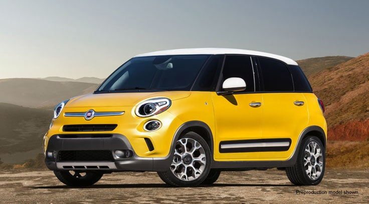 World Premiere Of All New Fiat 500L Trekking And North American Debut Of  Fiat 500L Expand FIAT Brandu0027s Product Lineup And Its Commitment To  Innovative Cars