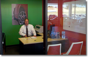 Fiat of Concord Finance Manager