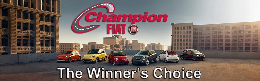 Champion FIAT New FIAT Alfa Romeo Dealership In Downey CA - Where is the nearest fiat dealership