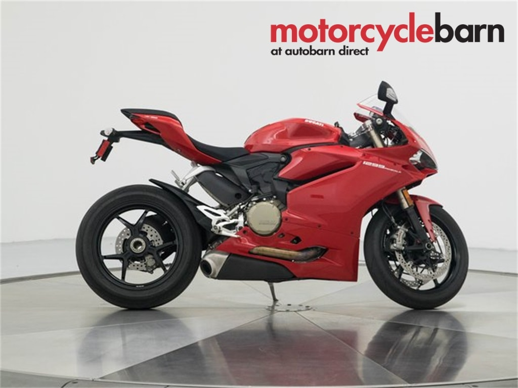 2016 Ducati 1299 Panigale ABS Motorcycle