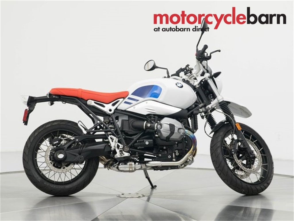 2018 BMW R Ninet Urban G/S Motorcycle