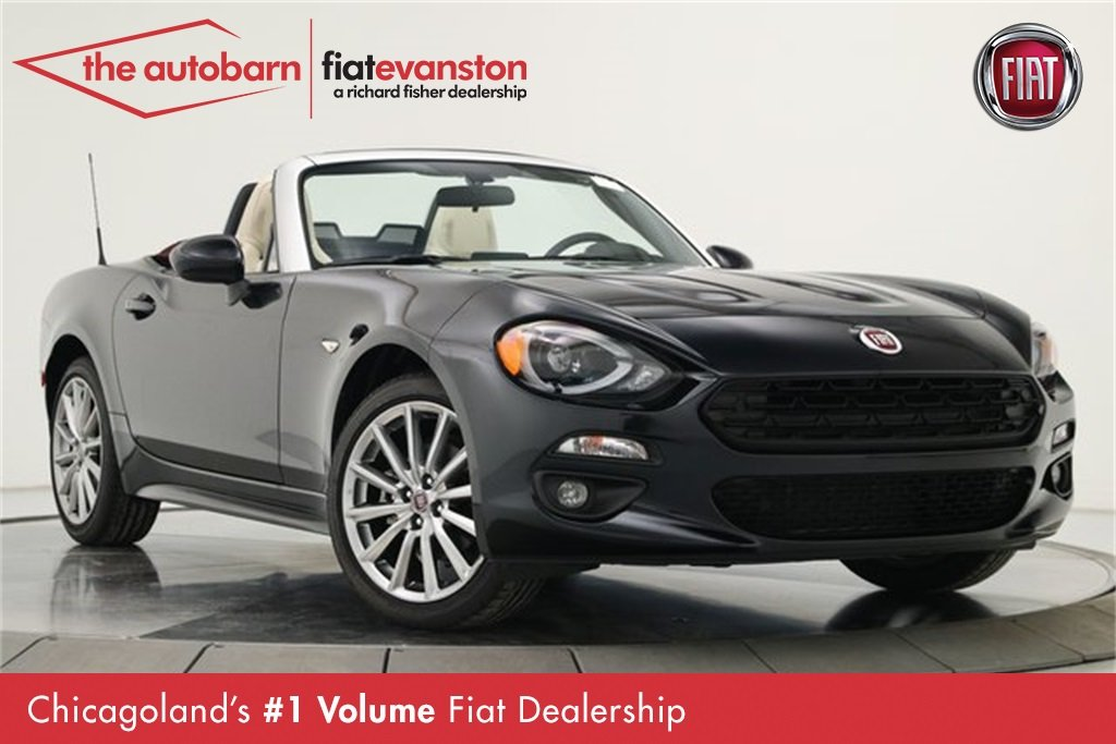 2019 FIAT SPIDER LUSSO Lusso Convertible