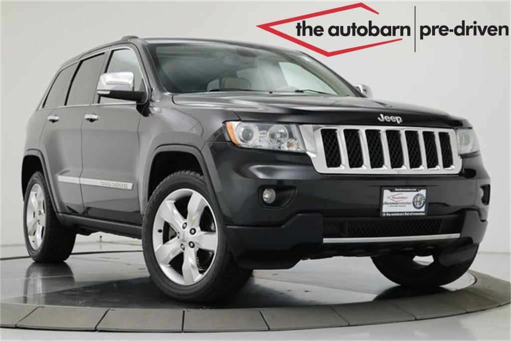 Pleasing Used 2011 Jeep Grand Cherokee Overland For Sale Evanston Il Wiring Digital Resources Cettecompassionincorg