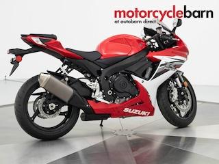 2013 Suzuki GSX-R600 Motorcycle