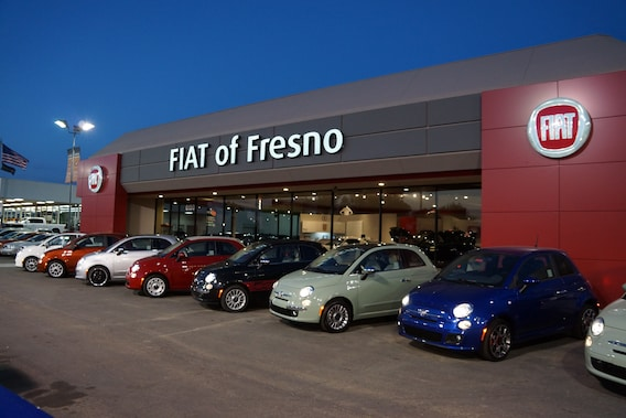 Fresno Car Dealers >> About Fiat Of Fresno In Fresno Ca