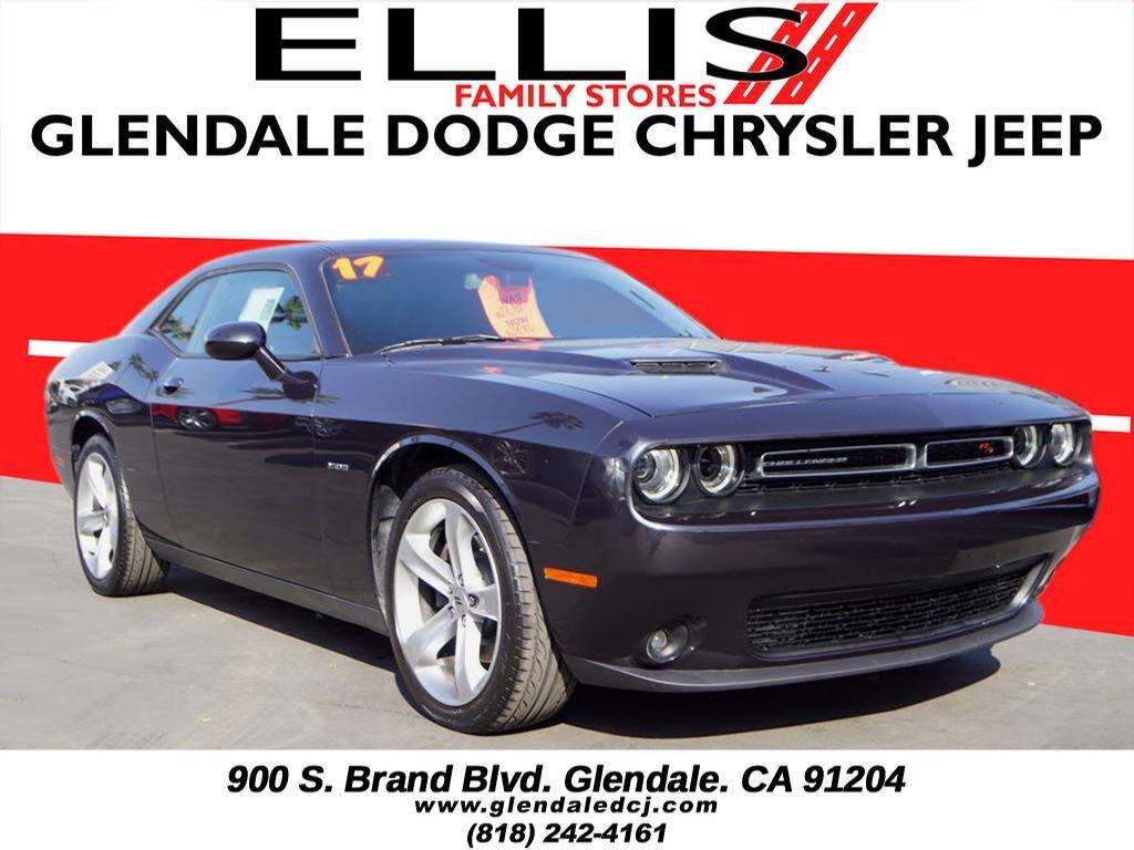2017 Dodge Challenger R/T R/T  Coupe