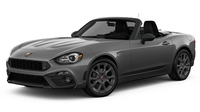 New 2019 FIAT 124 Spider ABARTH Convertible For Sale Larchmont, NY