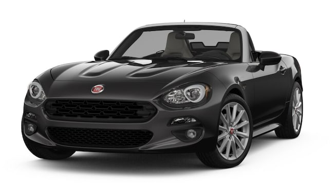 New 2018 FIAT 124 Spider LUSSO RED TOP EDITION Convertible For Sale Larchmont, NY