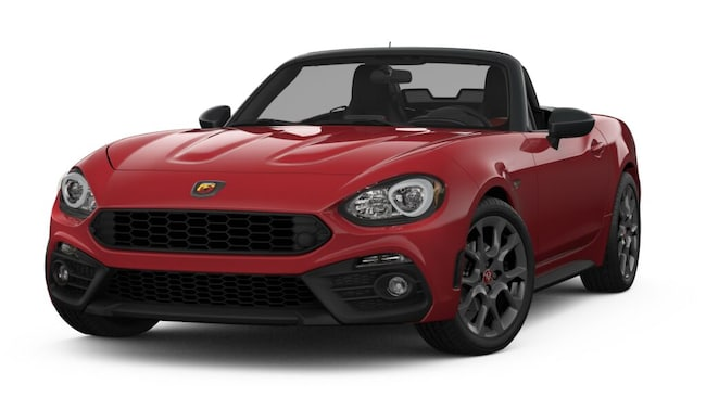 New 2018 FIAT 124 Spider ABARTH Convertible For Sale Larchmont, NY