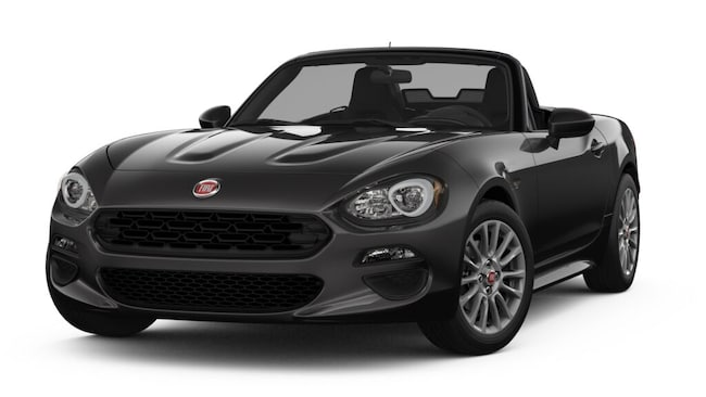 New 2018 FIAT 124 Spider CLASSICA Convertible For Sale Larchmont, NY