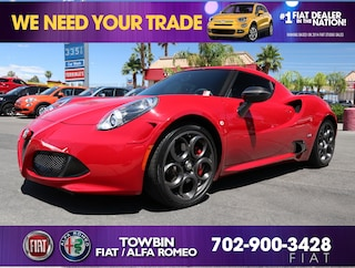 Used 2015 Alfa Romeo 4C Launch Edition 213 OF 500 AG4942A in Henderson, NV