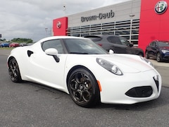 2017 Alfa Romeo 4C Coupe P2122 for sale at FIAT of Lehigh Valley in Easton, PA