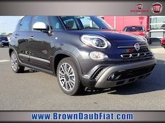 2018 FIAT 500L TREKKING Hatchback for sale at FIAT of Lehigh Valley in Easton, PA