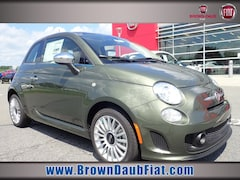2018 FIAT 500 LOUNGE Hatchback for sale at FIAT of Lehigh Valley in Easton, PA
