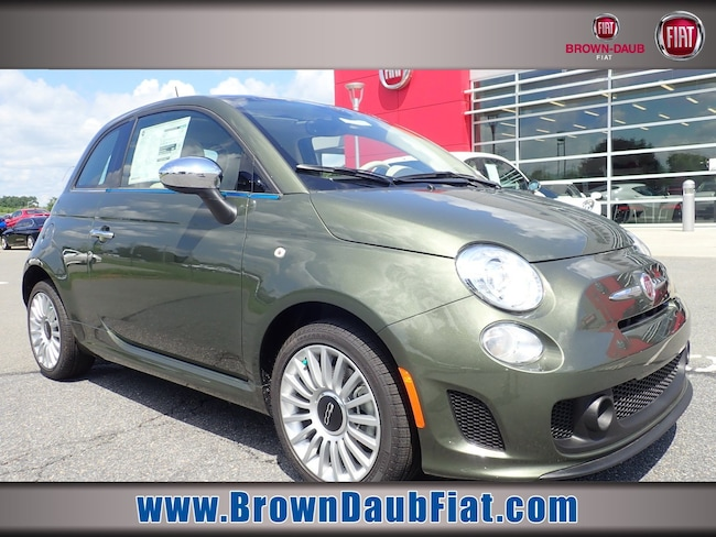 2018 FIAT 500 LOUNGE Hatchback