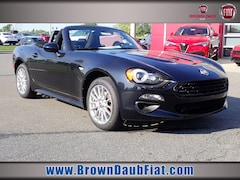 2018 FIAT 124 Spider CLASSICA Convertible for sale at FIAT of Lehigh Valley in Easton, PA