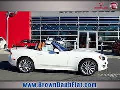 2018 FIAT 124 Spider LUSSO Convertible for sale at FIAT of Lehigh Valley in Easton, PA