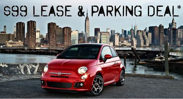 Lease And Parking In Manhattan FIAT Of Manhattan - Fiat lease nj