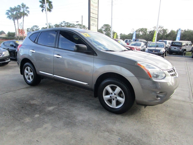 2012 Nissan Rogue S S FWD