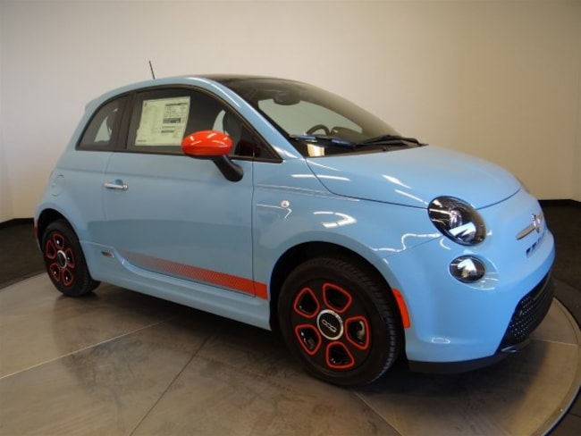2017 FIAT 500e Battery Electric Hatch in Greater Ontario, CA
