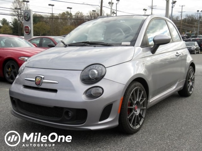 2018 FIAT 500 c ABARTH Convertible