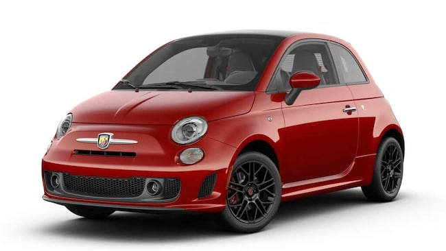 New 2019 FIAT 500 C ABARTH CABRIO Convertible in Patchogue