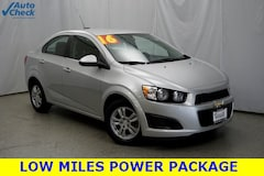 Used Chevrolet Sonic North Riverside Il