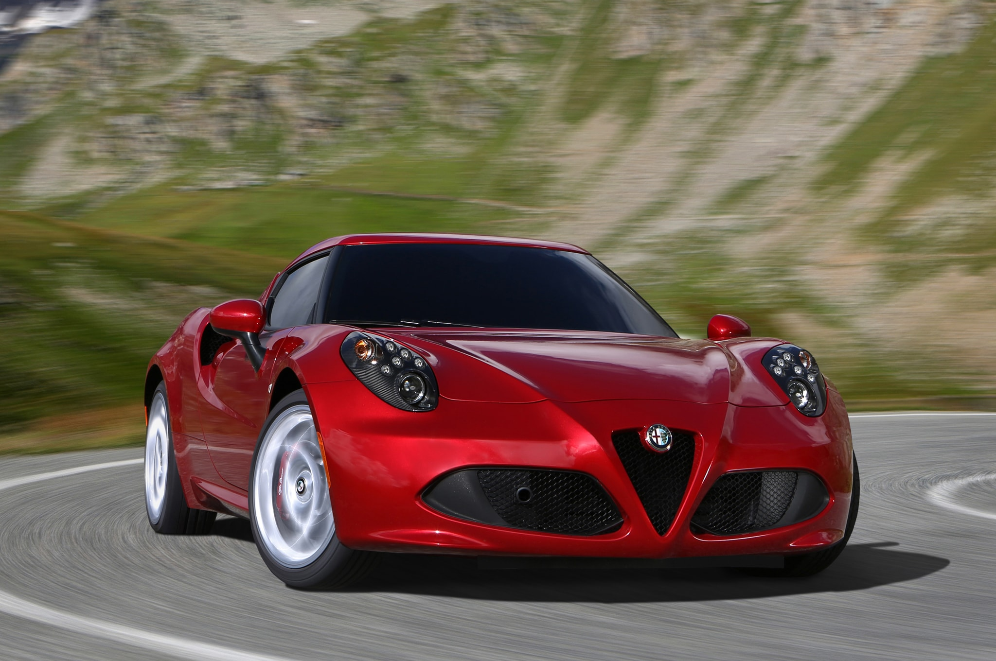alfa romeo possibly getting new roadster