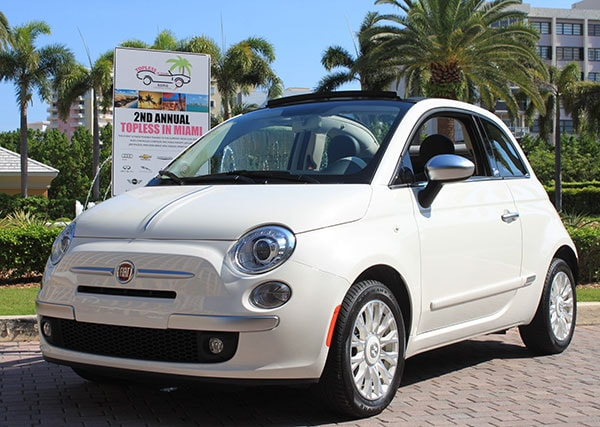 283ba9c66 The current-generation Fiat 500 was introduced in Italy five years ago on  the 50th anniversary ...