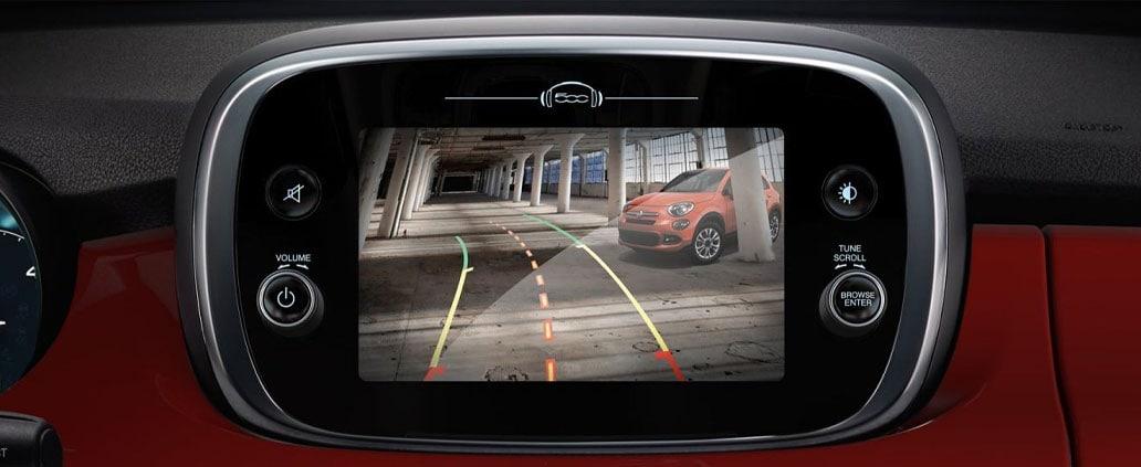 2020 FIAT 500X Parkview Backup Camera