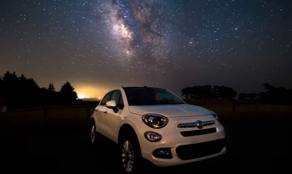 Fiat Time-Lapse Video