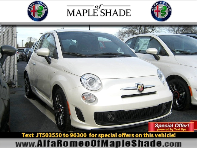 2018 FIAT 500 ABARTH Hatchback