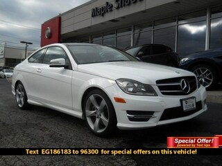2014 Mercedes-Benz C-Class C 350 4MATIC Sport Coupe