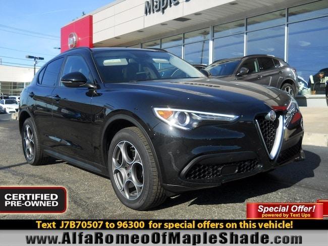 2018 Alfa Romeo Stelvio Sport SUV