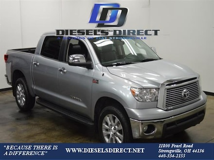 2011 Toyota Tundra Limited Limited Truck