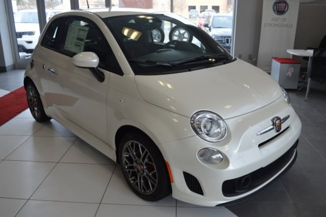 New 2017 FIAT 500 Abarth Hatchback for sale in the Brunswick, OH