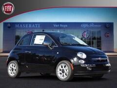 2017 FIAT 500 Lounge Hatchback