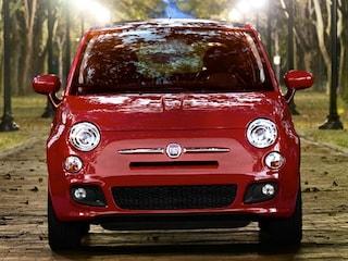 2012 FIAT 500 Pop Hatchback UVC127536